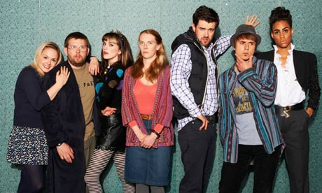 Fresh Meat - a sitcom which is both fresh and surprisingly meaty (Image courtesy of Channel 4)