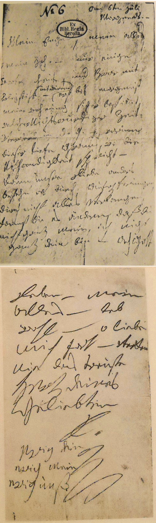 "Beethoven's Love Letter to his ""Immortal Beloved"""