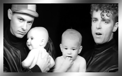 Still from Pet Shop Boys, It's Alright, music video. Copyright - Sterling Annoyed