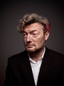 Charlie Brooker: Funny, clever, successful and probably very nice to know and certainly now difficult to like.