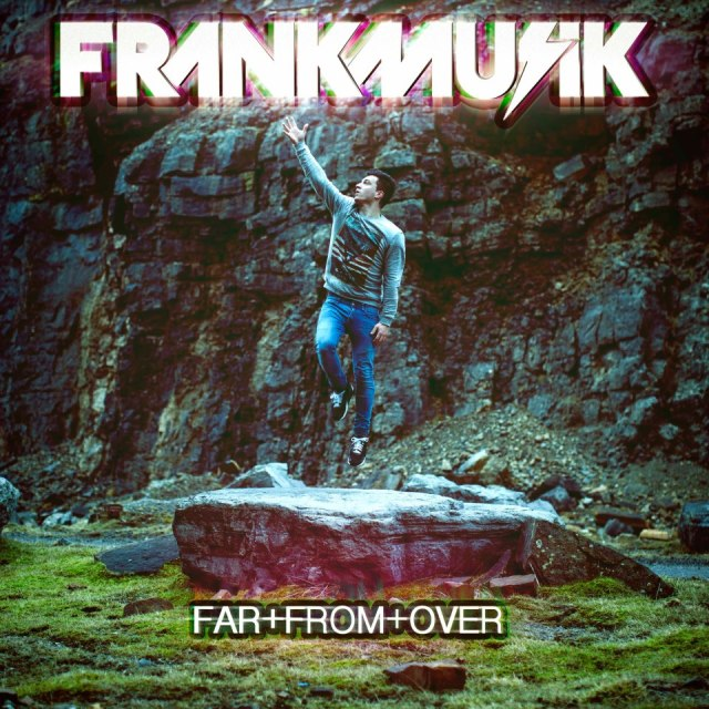 "Cover of Frankmusik ""Far From Over"" EP. Credit: Danny Land and Vincent Turner"