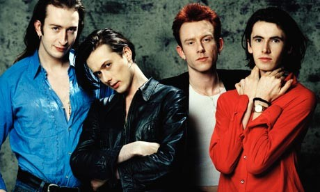 Suede in 1994. Photograph: Kevin Cummins.