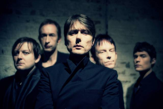 Suede 2013 - photo supplied by Quietus Management